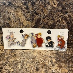 Loungefly Disney Peter Pan Lost Boys Pin Set